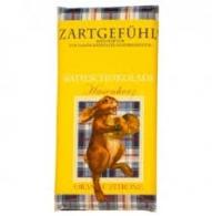 Zartgefuhl Badeschokolade Hazenherz Шоколад для ванны расслабляющий, увлажняющий с ароматом апельсина и лимона