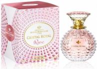 Princesse Marina De Bourbon Cristal Royal Rose