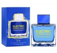Antonio Banderas Electric Blue Seduction Men
