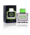 Antonio Banderas Electric Black Seduction Men