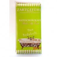 Zartgefühl Badeschokolade Wake Up Call Шоколад для ванны расслабляющий, увлажняющий с ароматом лемонграсса